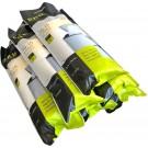 EKO afvalzakken type C 10-15 liter - 6 Rollen x 20 zakken